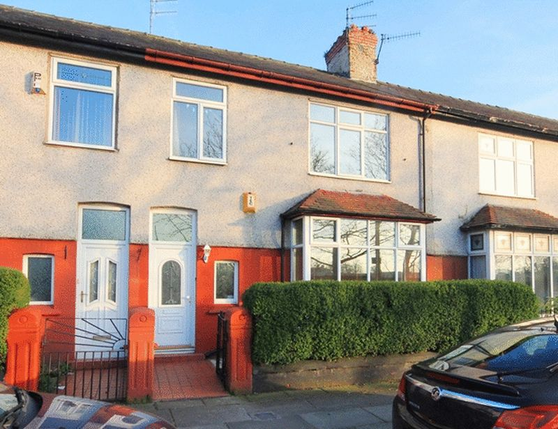 3 Bedrooms Terraced House for sale in Beechwood Road, Aigburth, Liverpool, L19