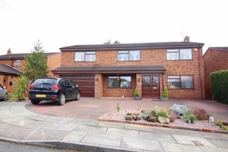 4 Bedrooms Detached House for sale in Calder Grange, Calderstones, Liverpool, L18