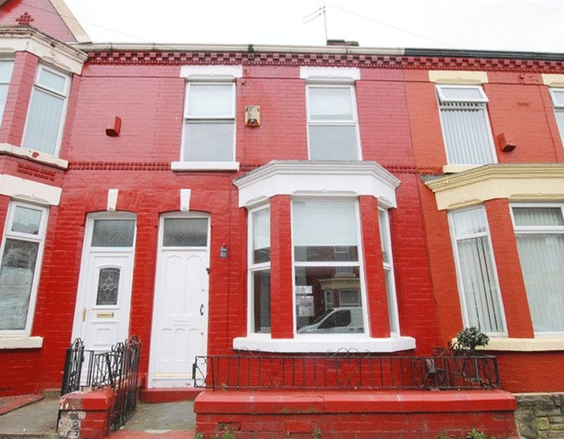 2 Bedrooms Terraced House for sale in Kempton Road, Wavertree, Liverpool, L15