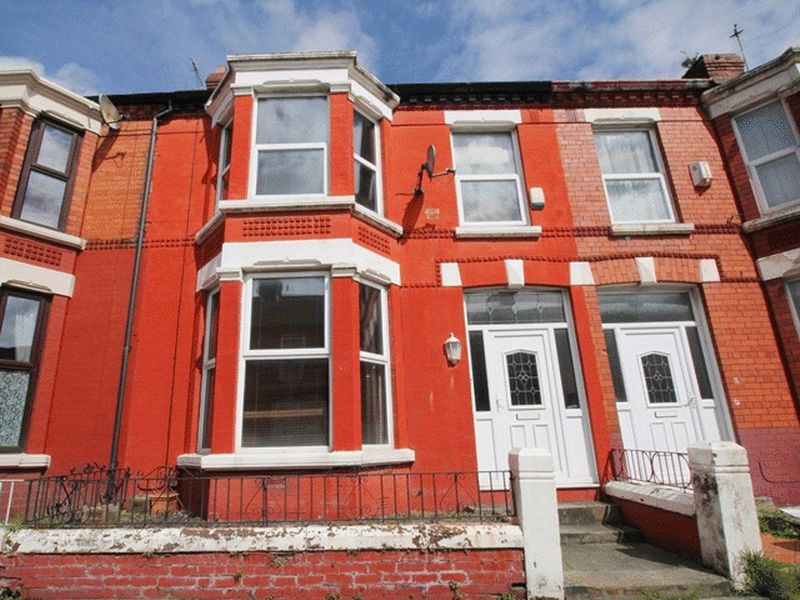 4 Bedrooms Terraced House for sale in Russell Road, Mossley Hill, Liverpool, L18