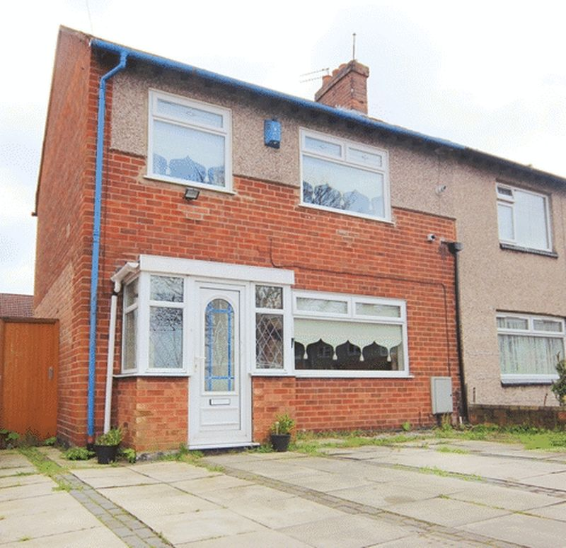 3 Bedrooms Terraced House for sale in Flemington Avenue, Walton, Liverpool, L4