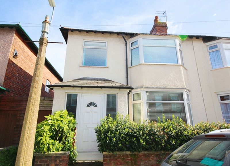 3 Bedrooms Semi Detached House for sale in Herondale Road, Mossley Hill, Liverpool, L18