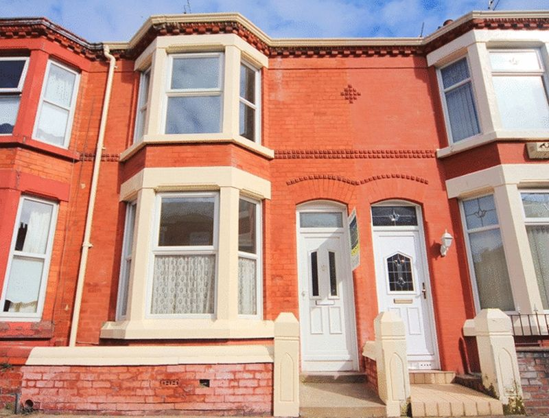 3 Bedrooms Terraced House for sale in Winchfield Road, Wavertree, Liverpool, L15