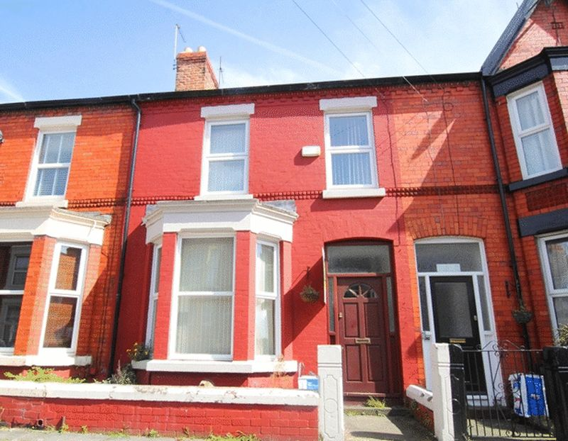 3 Bedrooms Terraced House for sale in Ramilies Road, Mossley Hill, Liverpool, L18