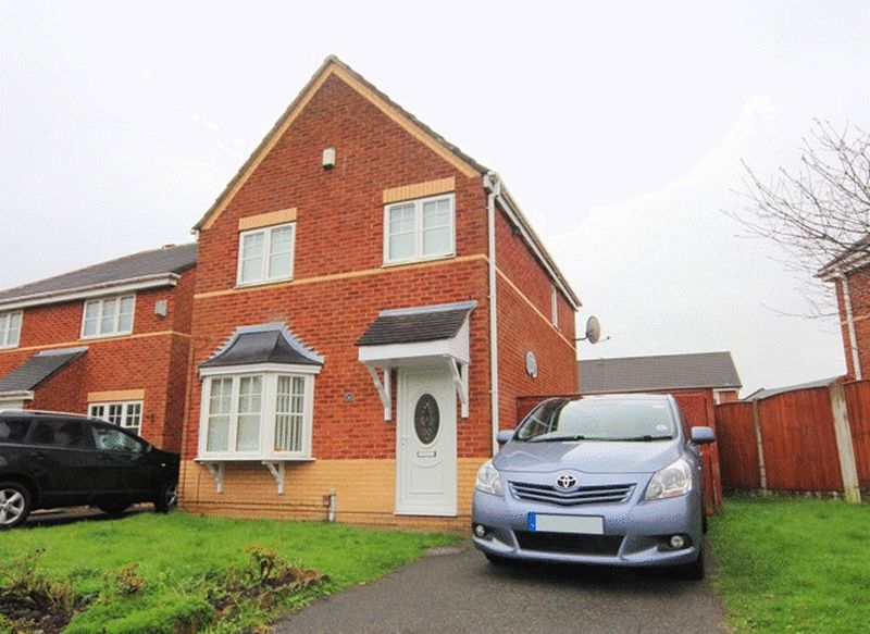 3 Bedrooms Detached House for sale in Capricorn Crescent, Dovecot, Liverpool, L14