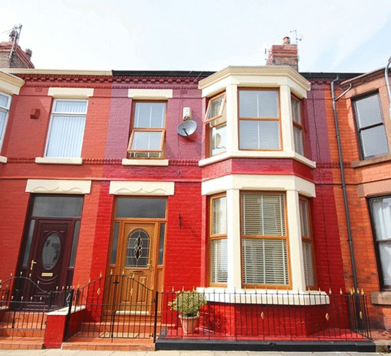 4 Bedrooms Terraced House for sale in Sandhurst Street, Aigburth, Liverpool, L17