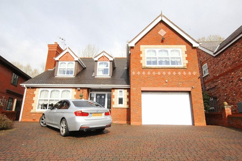 4 Bedrooms Detached House for sale in Savoylands Close, Aigburth, Liverpool, L17
