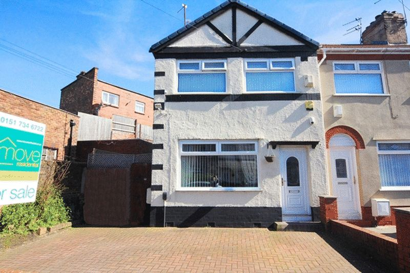 3 Bedrooms Terraced House for sale in Gentwood Road, Huyton, Liverpool, L36