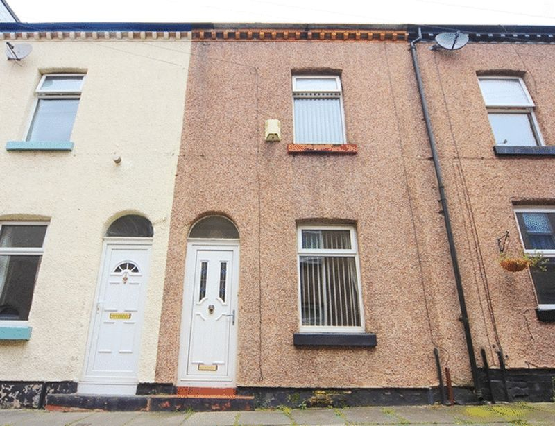 2 Bedrooms Terraced House for sale in Belmont Place, Garston, Liverpool, L19