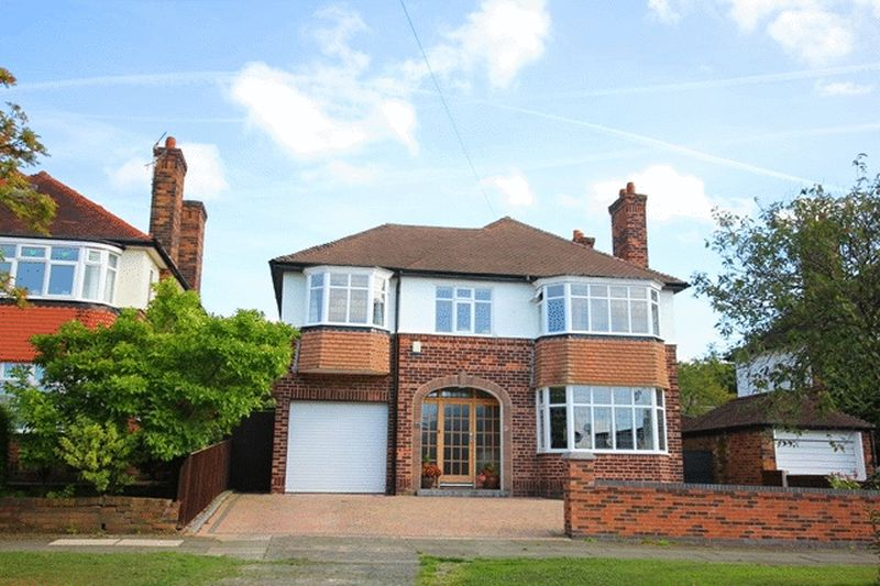 5 Bedrooms Detached House for sale in Childwall Park Avenue, Childwall, Liverpool, L16