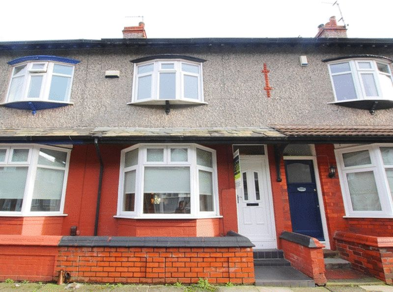 3 Bedrooms Terraced House for sale in Barndale Road, Mossley Hill, Liverpool, L18
