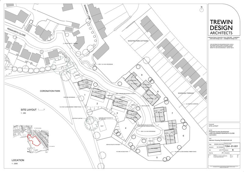 Land Commercial for sale in Land Adjoining Penworth Close, Launceston