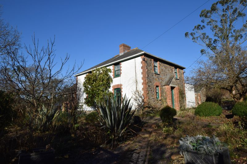 6 Bedrooms Detached House for sale in Druxton, St Giles On The Heath