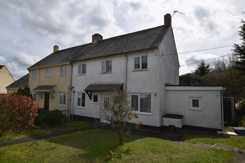 3 Bedrooms Semi Detached House for sale in Moorfield, Lifton