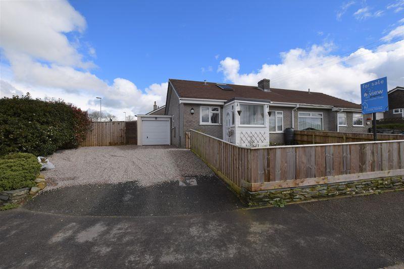 2 Bedrooms Semi Detached Bungalow for sale in Tor View, Launceston