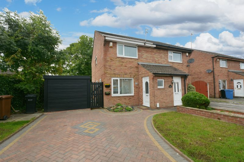2 Bedrooms Semi Detached House for sale in Longfield Avenue, Heald Green, Cheadle