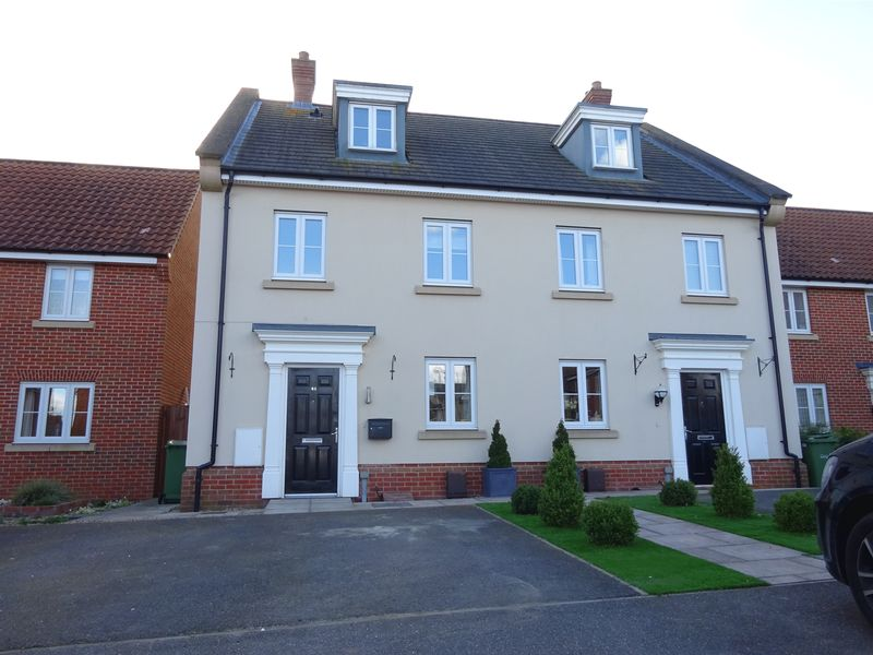 4 Bedrooms Terraced House for sale in Dolphin Road, Norwich