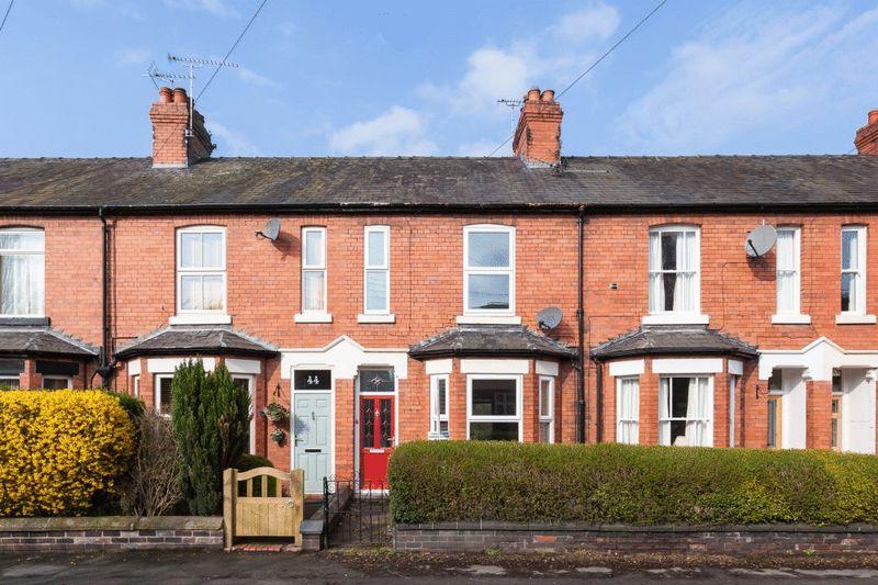 2 Bedrooms Terraced House for sale in Shrewbridge Road, Nantwich