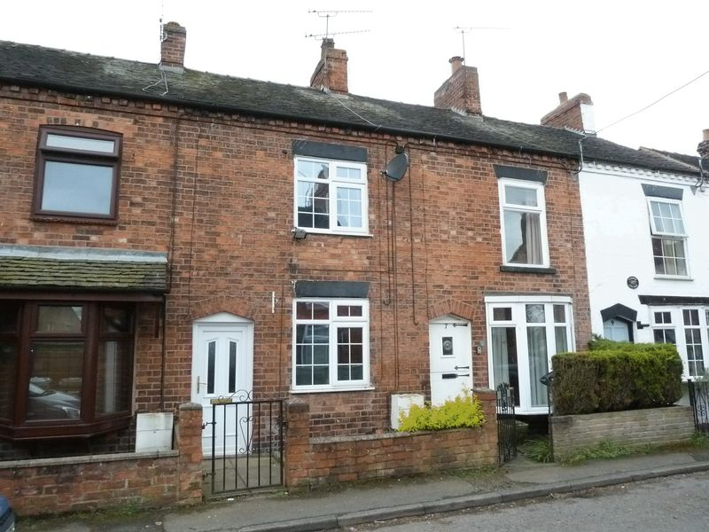 2 Bedrooms Terraced House for sale in Osborne Grove, Shavington