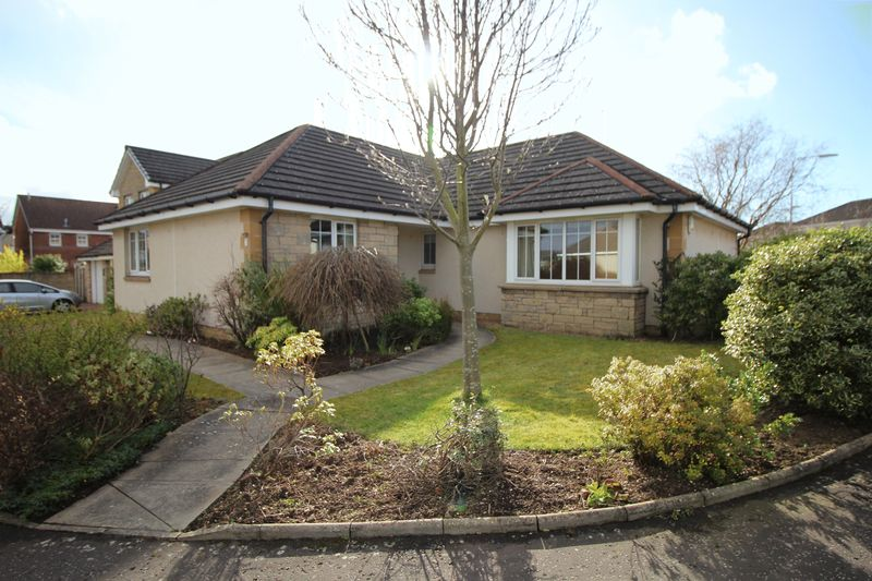 4 Bedrooms Detached Bungalow for sale in Ellisland Avenue, Kirkcaldy