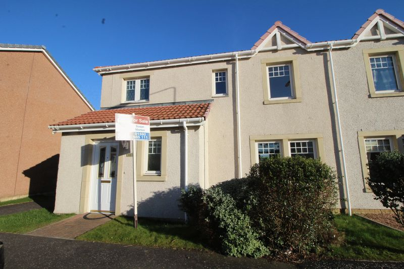 3 Bedrooms Semi Detached House for sale in Cameron Drive, Kirkcaldy