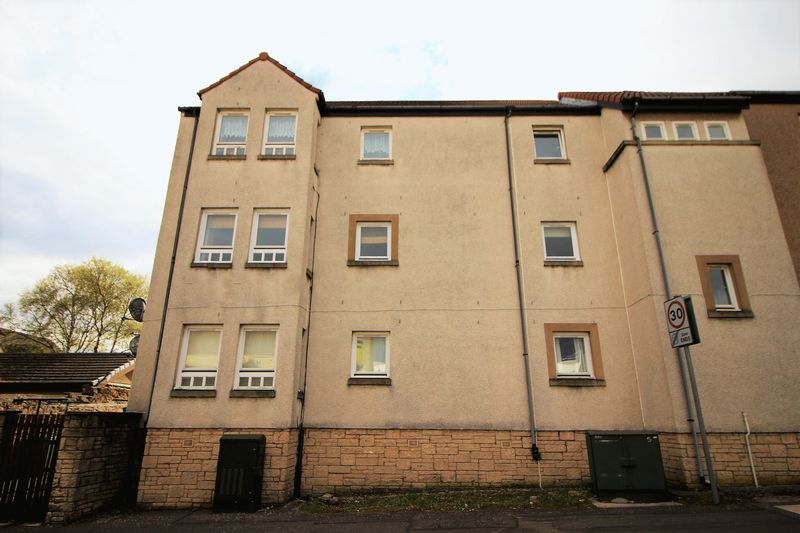 2 Bedrooms Flat for sale in Chiefs Close, Kirkcaldy