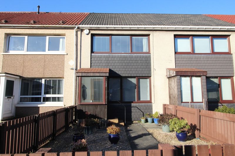 2 Bedrooms Terraced House for sale in Craigmount, Kirkcaldy