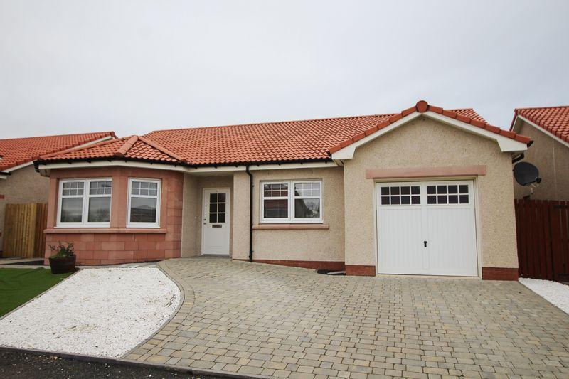 3 Bedrooms Detached Bungalow for sale in Lochtyview Gardens, Kirkcaldy