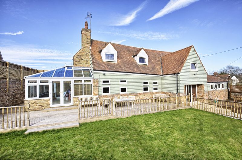 4 Bedrooms Detached House for sale in Stevenage, Hertfordshire
