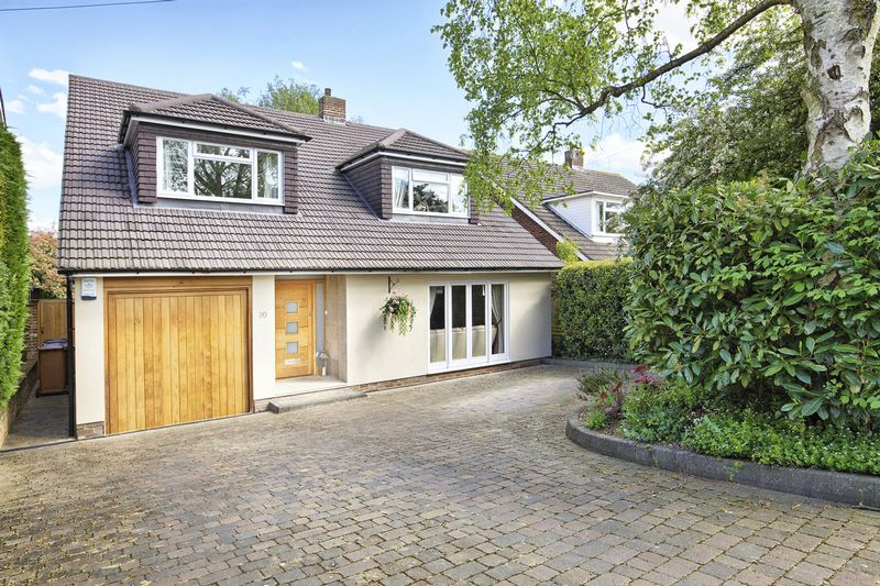 4 Bedrooms Detached House for sale in Bengeo, Hertford, Hertfordshire