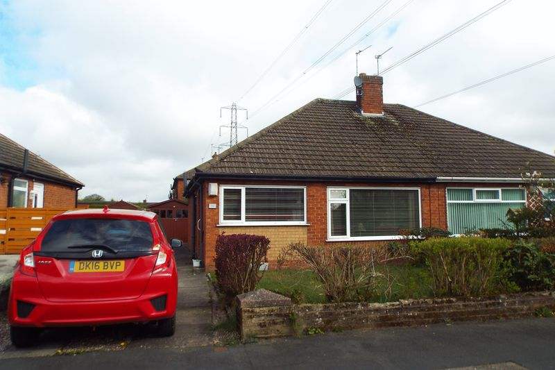 2 Bedrooms Semi Detached Bungalow for sale in Moorside Road, Stoke-On-Trent