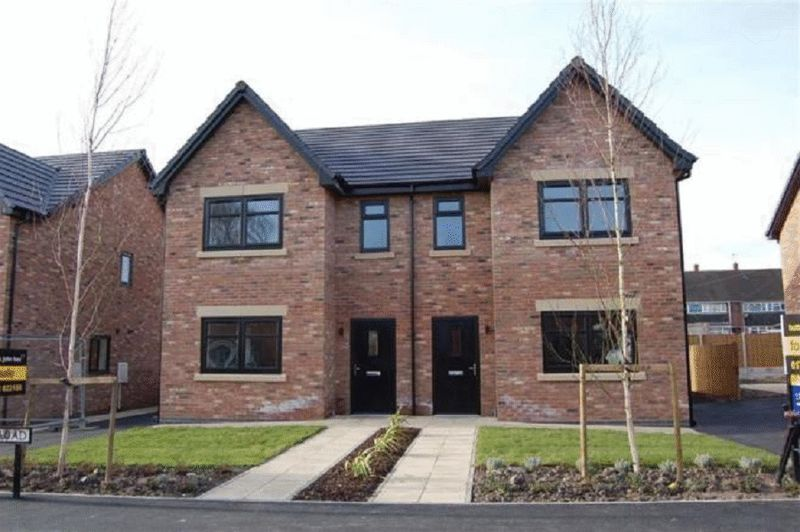 3 Bedrooms Semi Detached House for sale in Walton Road, Trent Vale, Stoke-On-Trent