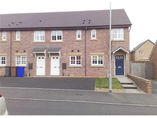 2 Bedrooms Terraced House for sale in Lychgate Close, Stoke-on-trent Staffordshire