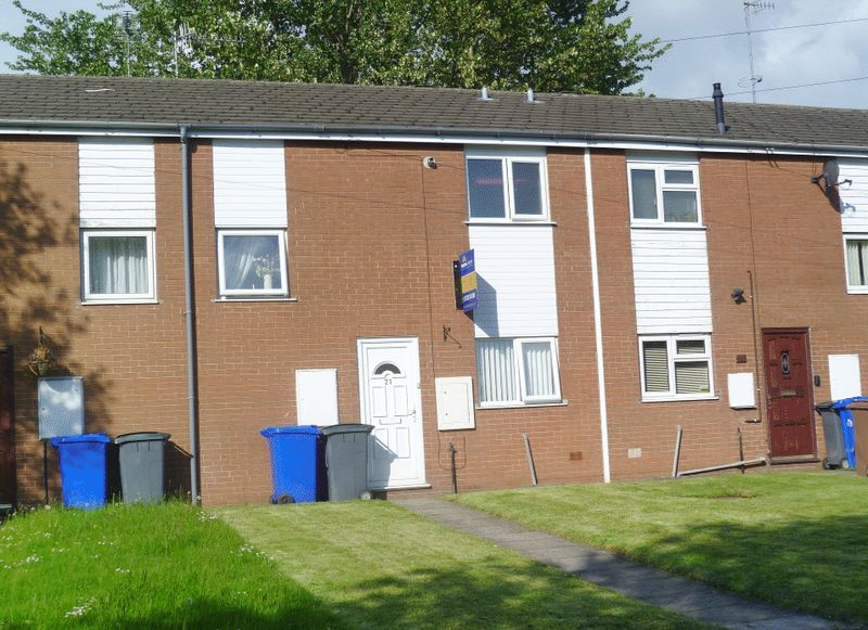 2 Bedrooms Terraced House for sale in Pleasant Street, Burslem, Stoke-On-Trent