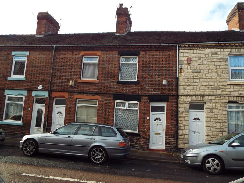 2 Bedrooms Terraced House for sale in Maclagan Street, Stoke-On-Trent