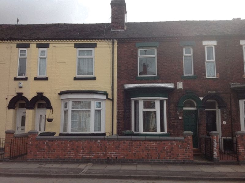 3 Bedrooms Terraced House for sale in Campbell Road, Stoke-On-Trent
