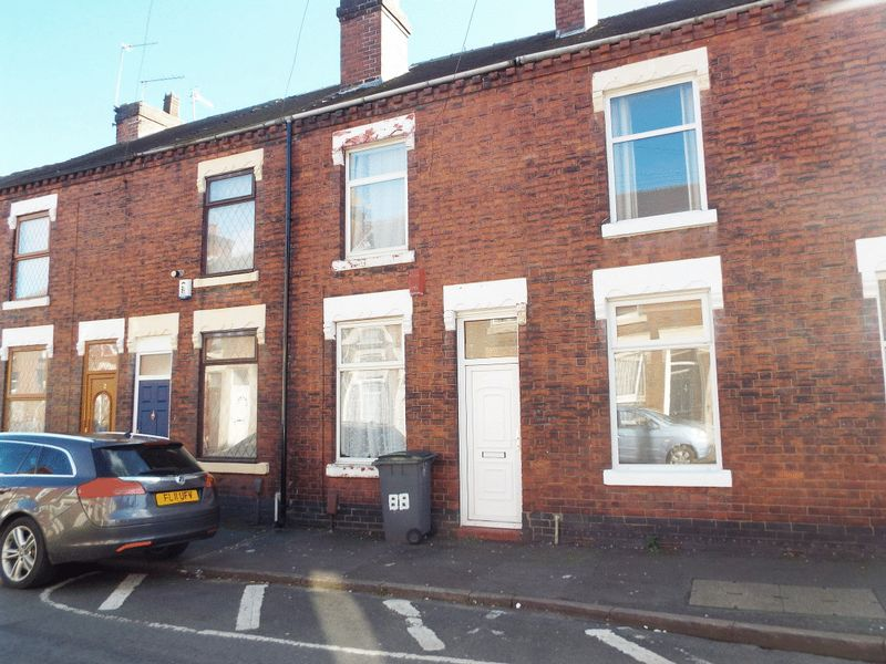 2 Bedrooms Terraced House for sale in Portland Street, Hanley, Stoke-On-Trent