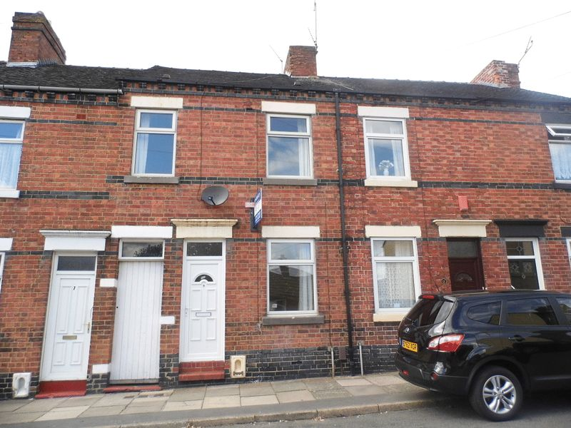2 Bedrooms Terraced House for sale in Cardwell Street, Northwood, Stoke-On-Trent