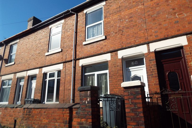 2 Bedrooms Terraced House for sale in Keary Street, Stoke-On-Trent