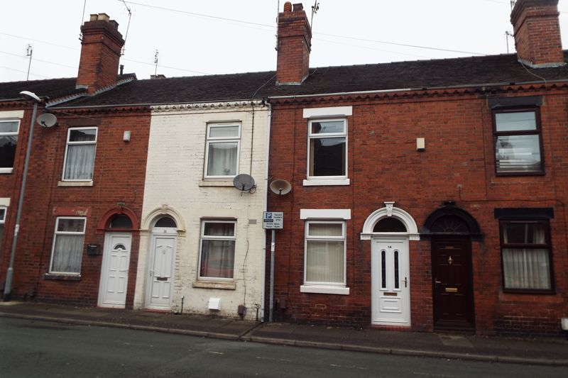 2 Bedrooms Terraced House for sale in 16 Hines Street, Fenton, Stoke-On-Trent