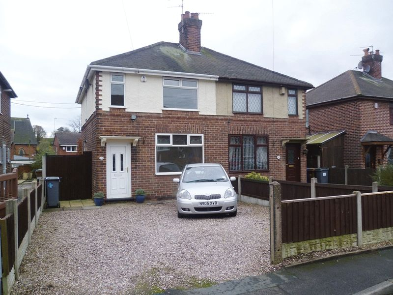 2 Bedrooms Semi Detached House for sale in Redwood Place, Meir, Stoke-On-Trent