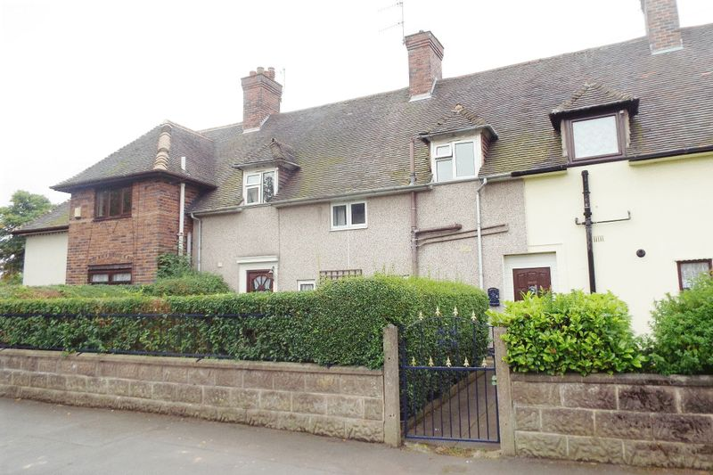 3 Bedrooms Terraced House for sale in Keelings Drive, Trent Vale, Stoke-On-Trent