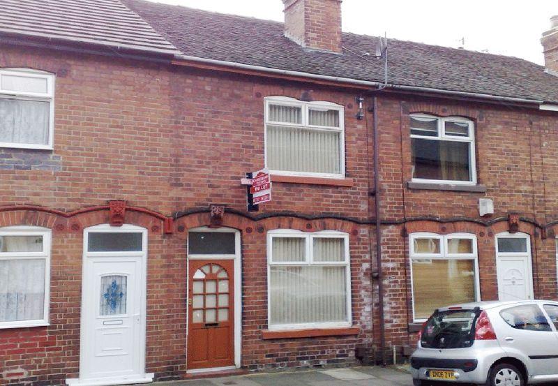 Tuscan Street, Longton, Stoke-On-Trent