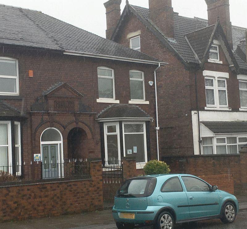 Property for sale in Rosslyn Road, Dresden, Stoke-On-Trent
