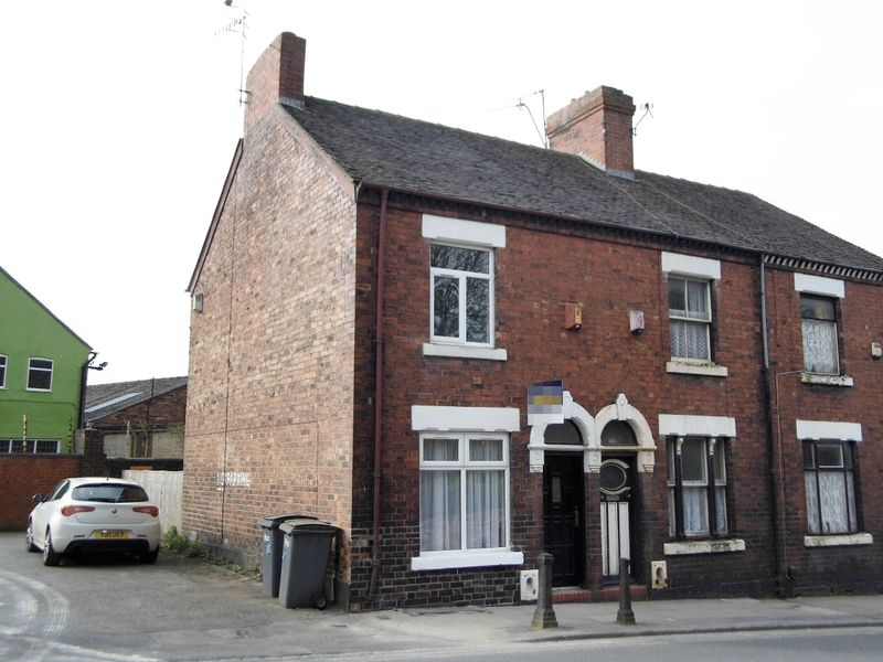 3 Bedrooms Terraced House for sale in Moorland Road, Burslem, Stoke-On-Trent