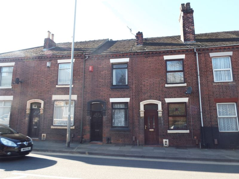 2 Bedrooms Terraced House for sale in Victoria Road, Fenton, Stoke-On-Trent