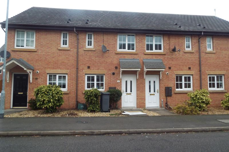 2 Bedrooms Terraced House for sale in Steeple Way, Stoke-On-Trent