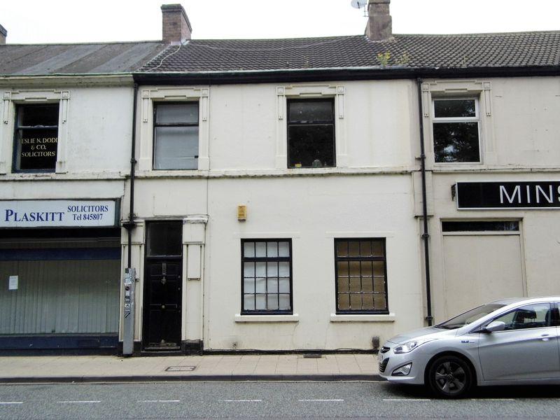6 Bedrooms Terraced House for sale in Glebe Street, Stoke, Stoke-On-Trent
