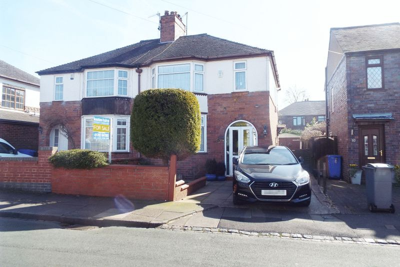3 Bedrooms Semi Detached House for sale in Levita Road, Stoke-On-Trent