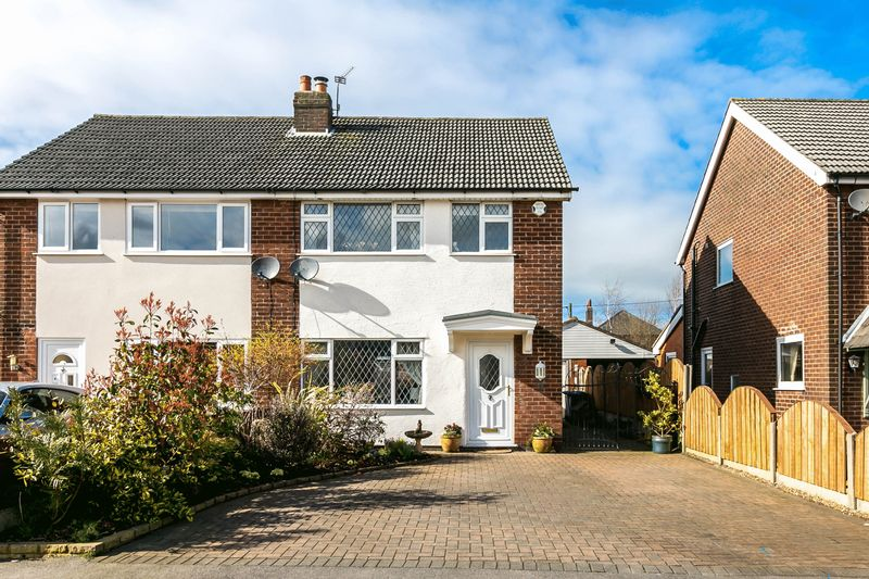3 Bedrooms Semi Detached House for sale in Richmond Road, Eccleston, PR7 5SS